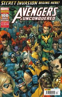 Cover Thumbnail for Avengers Unconquered (Panini UK, 2009 series) #17