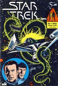Cover Thumbnail for Star Trek (Atlantic Forlag, 1981 series) #1/1982