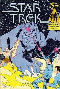 Cover Thumbnail for Star Trek (Atlantic Forlag, 1981 series) #2/1982