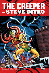 Cover Thumbnail for The Creeper by Steve Ditko (DC, 2010 series)