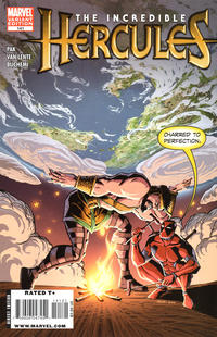 Cover Thumbnail for Incredible Hercules (Marvel, 2008 series) #141 [Variant Edition]