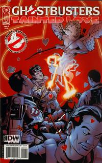 Cover Thumbnail for Ghostbusters: Tainted Love (IDW, 2010 series)  [Cover B]