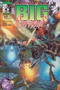 Cover Thumbnail for Ant-Man's Big Christmas (Marvel, 2000 series) #1