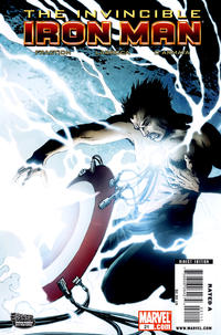 Cover Thumbnail for Invincible Iron Man (Marvel, 2008 series) #21