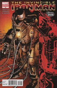 Cover Thumbnail for Invincible Iron Man (Marvel, 2008 series) #24 [Variant Edition]