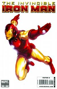 Cover Thumbnail for Invincible Iron Man (Marvel, 2008 series) #20 [Variant Edition]