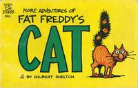 Cover Thumbnail for More Adventures of Fat Freddy's Cat (Rip Off Press, 1981 series)
