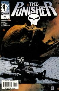 Cover Thumbnail for The Punisher (Marvel, 2000 series) #2