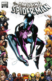 Cover Thumbnail for The Amazing Spider-Man (Marvel, 1999 series) #603 [Marvel 70th Anniversary Border]