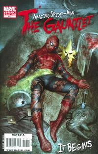 Cover Thumbnail for The Amazing Spider-Man (Marvel, 1999 series) #612 [Variant Edition]