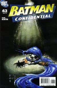 Cover Thumbnail for Batman Confidential (DC, 2007 series) #43