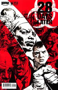 Cover Thumbnail for 28 Days Later (Boom! Studios, 2009 series) #9 [Cover A]