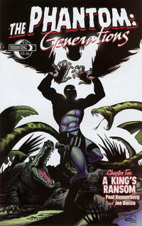 Cover Thumbnail for The Phantom: Generations (Moonstone, 2009 series) #10
