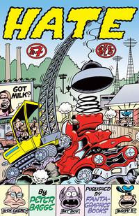 Cover Thumbnail for Hate Annual (Fantagraphics, 2001 series) #7