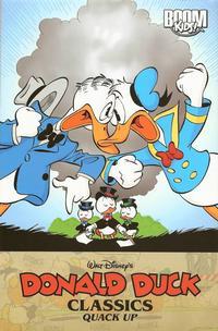 Cover Thumbnail for Walt Disney's Donald Duck Classics: Quack Up (Boom! Studios, 2010 series)