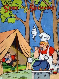 Cover Thumbnail for Spøk og Spenning (Oddvar Larsen; Odvar Lamer, 1950 series) #6/1951