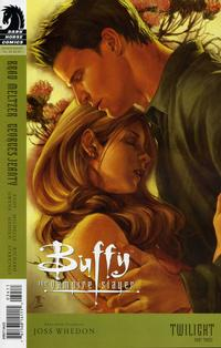Cover Thumbnail for Buffy the Vampire Slayer Season Eight (Dark Horse, 2007 series) #34