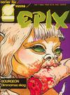 Cover for Epix (Epix, 1984 series) #7/1984