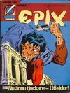 Cover for Epix (Epix, 1984 series) #4/1985