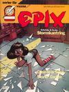 Cover for Epix (Epix, 1984 series) #6/1985