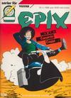 Cover for Epix (Epix, 1984 series) #1/1986