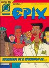 Cover for Epix (Epix, 1984 series) #6/1986