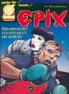Cover for Epix (Epix, 1984 series) #1/1987 (33)
