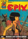 Cover for Epix (Epix, 1984 series) #8/1987 (40)