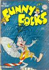 Cover for Funny Folks (DC, 1946 series) #6