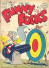 Cover for Funny Folks (DC, 1946 series) #9