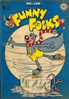 Cover for Funny Folks (DC, 1946 series) #11
