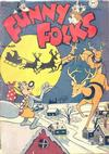 Cover for Funny Folks (DC, 1946 series) #12