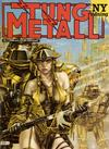 Cover for Tung metall (Epix, 1986 series) #1/1986