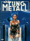 Cover for Tung metall (Epix, 1986 series) #3/1987
