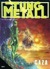 Cover for Tung metall (Epix, 1986 series) #5/1987