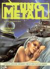 Cover for Tung metall (Epix, 1986 series) #11/1987