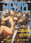 Cover for Tung metall (Epix, 1986 series) #9/1988