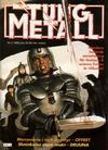 Cover for Tung metall (Epix, 1986 series) #2/1989