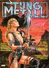 Cover for Tung metall (Epix, 1986 series) #4/1989