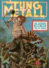 Cover for Tung metall (Epix, 1986 series) #8/1989