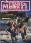 Cover for Tung metall (Epix, 1986 series) #4/1990 [46]