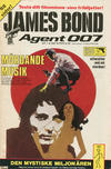 Cover for James Bond (Semic, 1965 series) #1/1987