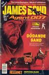 Cover for James Bond (Semic, 1965 series) #4/1987