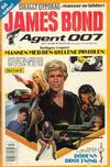 Cover for James Bond (Semic, 1965 series) #7/1987