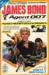 Cover for James Bond (Semic, 1965 series) #7/1987