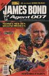 Cover for James Bond (Semic, 1965 series) #8/1987
