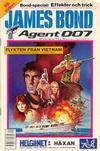 Cover for James Bond (Semic, 1965 series) #9/1987