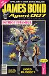 Cover for James Bond (Semic, 1965 series) #11/1987