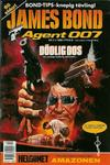 Cover for James Bond (Semic, 1965 series) #2/1988
