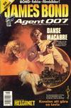 Cover for James Bond (Semic, 1965 series) #8/1988
